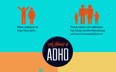 Adhd And The Hemispheres Of The Brain Infographic