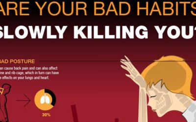Are Your Bad Habits Slowly Killing You Infographic F