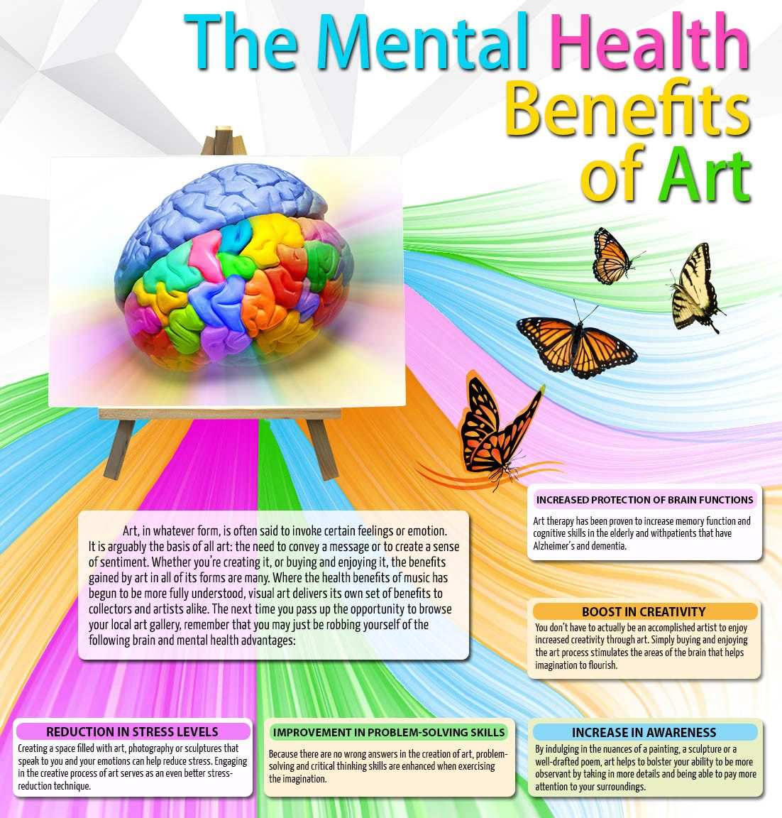 Being Artistic Can Help In Overcoming Anxiety
