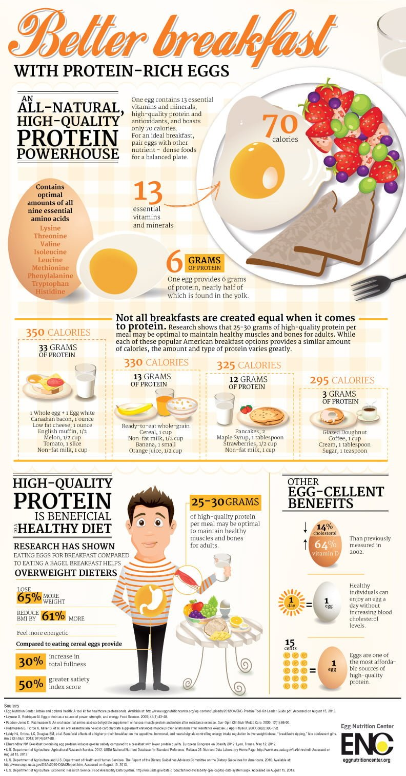 Better Breakfast Infographic