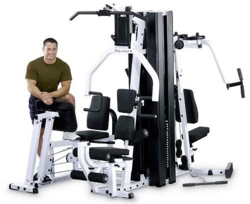 Body Solid EXM3000LPS Home Gym Review