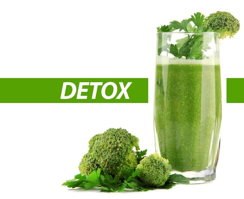 Broccoli for detoxification