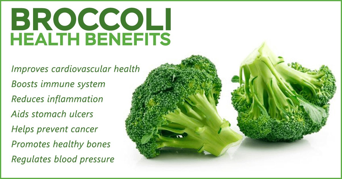 Broccoli for healthy bones