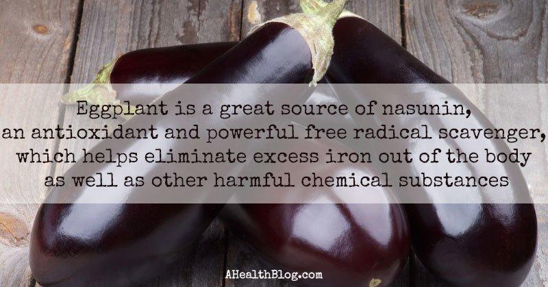 Eggplant For Detox