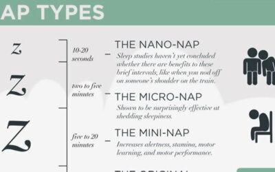 Everything You Ever Wanted To Know About Napping Infographic F