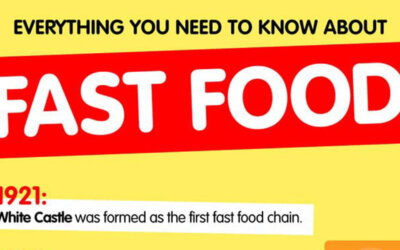Everything You Need To Know About Fast Food Infographic 1 F