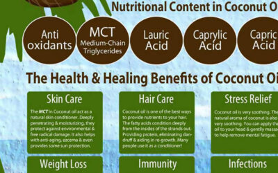 10 Proven Health Benefits of Coconut Oil [2020 UPDATE]