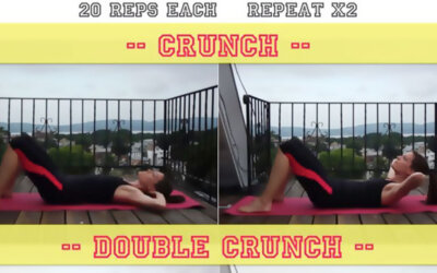Lower Abs Workout F