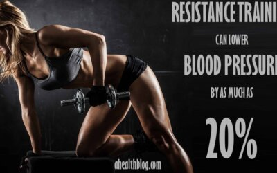 Resistance Training Can Help Lower Blood Pressure