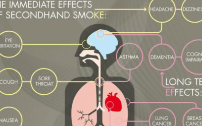 Secondhand Smoke Infographic F