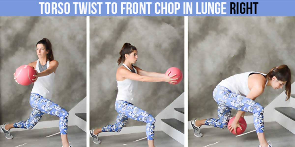 A Simple and Easy 20 Minute Standing Core Workout