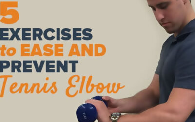 Tennis Elbow Exercises F