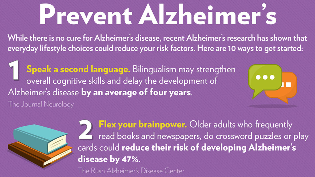 Ways to Prevent Alzheimers