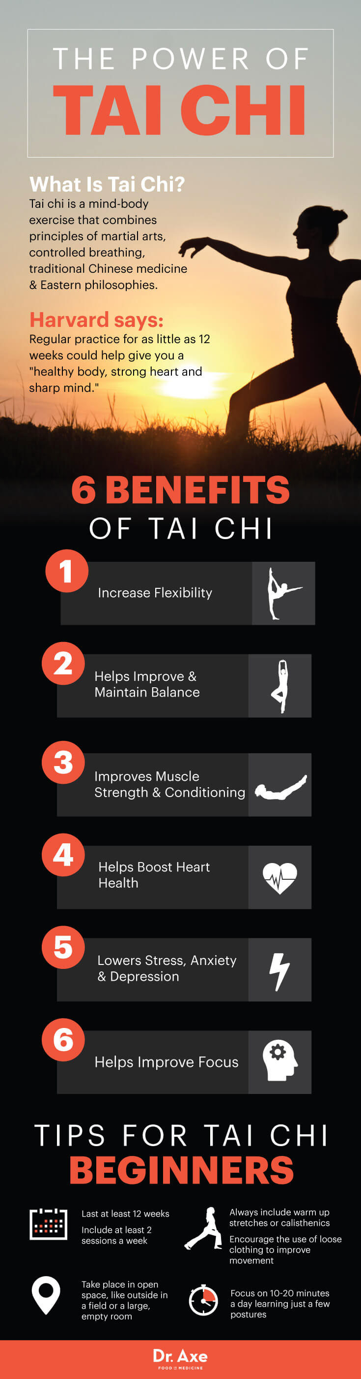 Yang Style Tai Chi Exercises