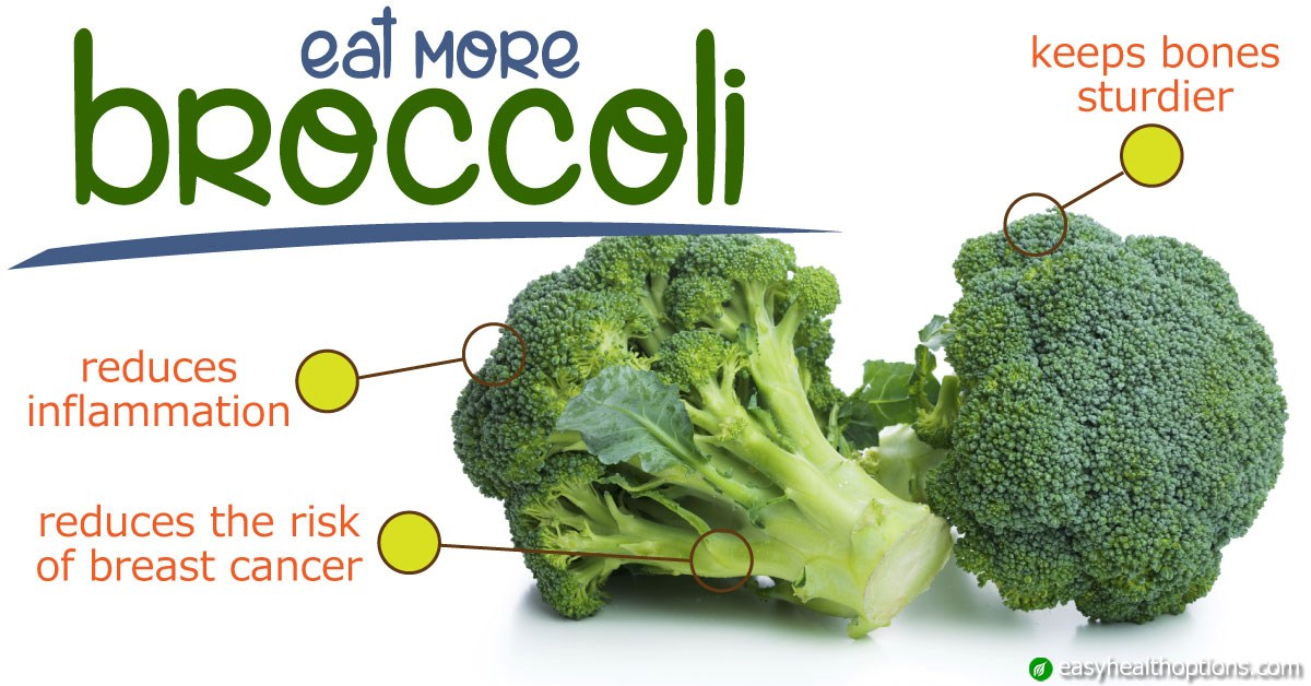 broccoli for arthritis