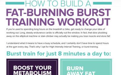 Burst Training Workout F