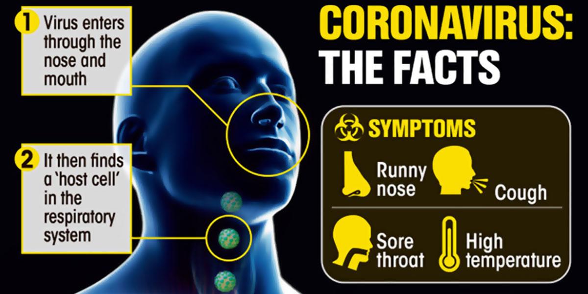 Coronavirus Covid 19 F