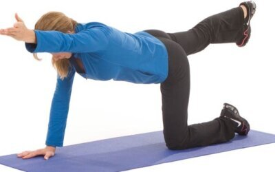 5 Yoga Poses for a Stronger Core and Injury-Free Back!