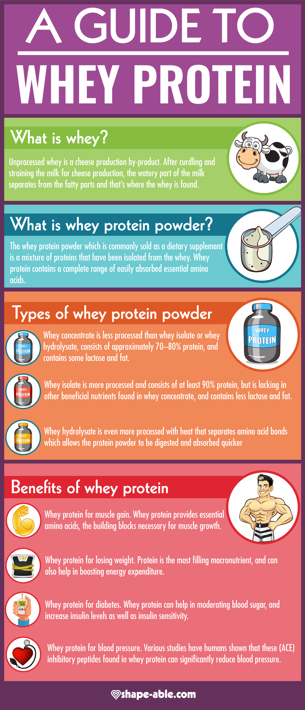 Guide To Whey Protein