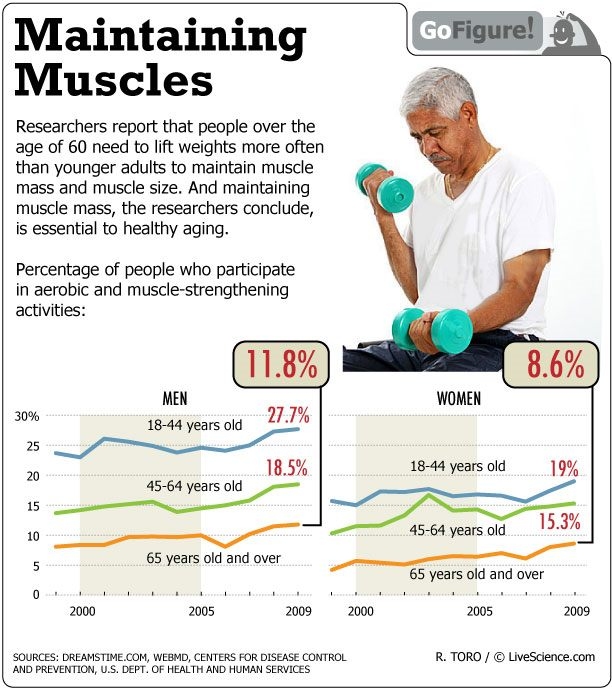 maintaining muscles