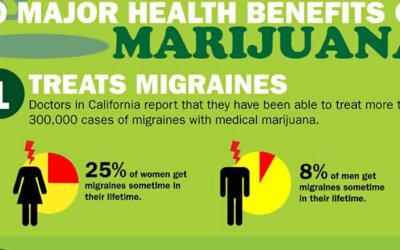 Marijuana Infographic F