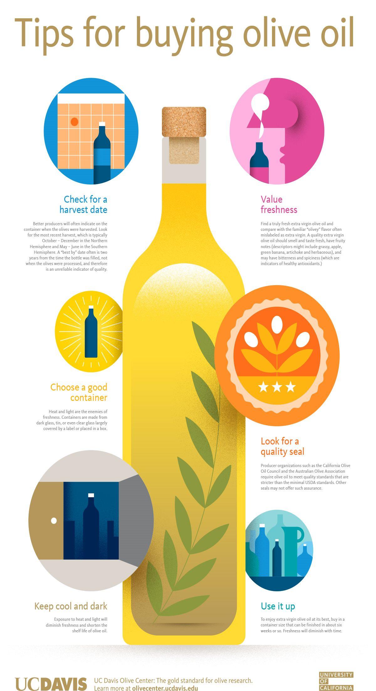 Olive Oil Tips