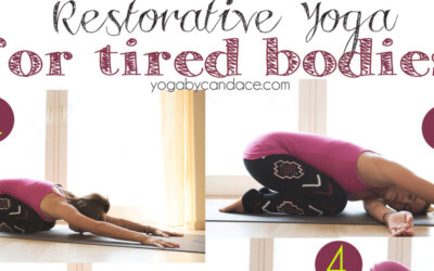 Restorative Yoga Sequence Fb