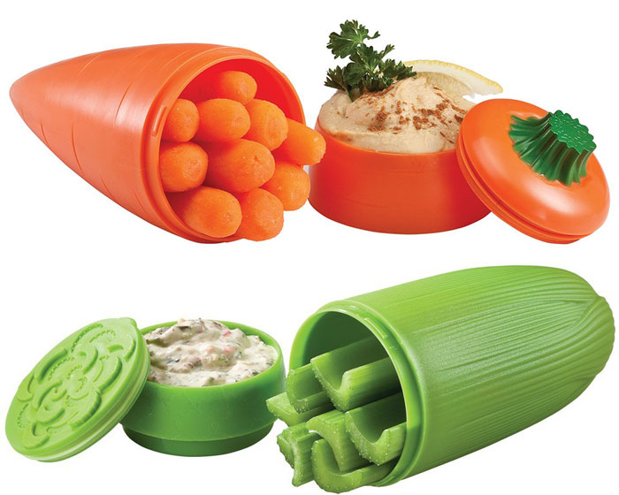 snack attack containers