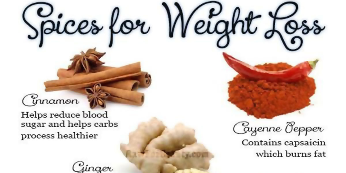 Spices For Weight Loss F
