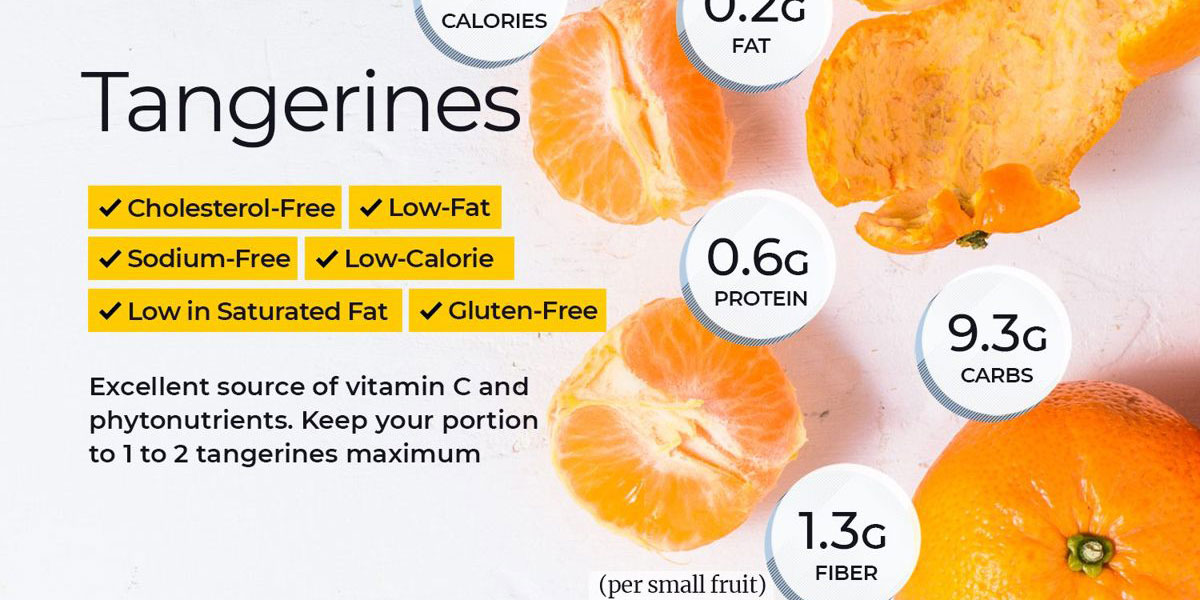 Tangerines And Weight Loss 1 F